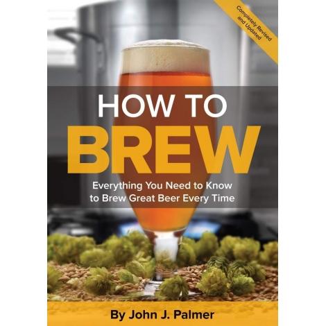 """Knyga anglų kalba """"How to brew"""""""