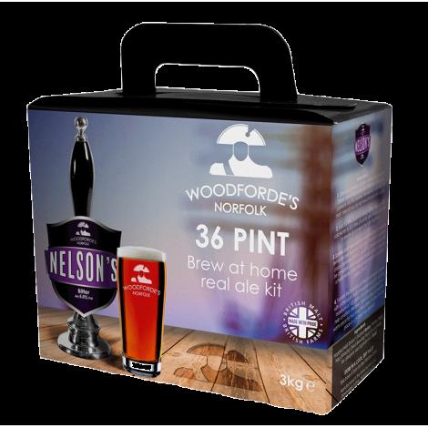 Woodfordes Nelson's Revenge beer kit