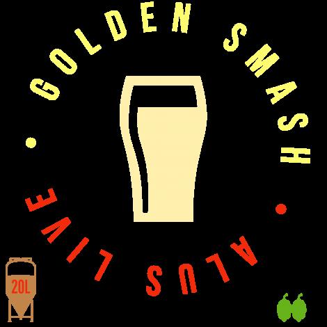 Golden SMASH Alaus rinkinys