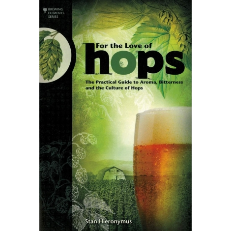 "Knyga ""For the love of hops"""