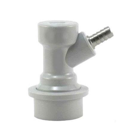 Premium Ball Lock Lock atvienošana (pelēka / gāze)