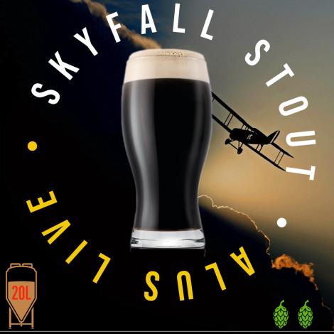 Skyfall Stout 10%