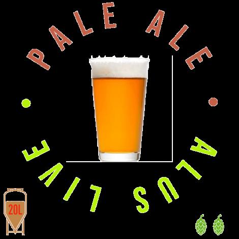 Pale ale LIVE