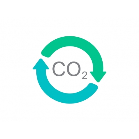 CO2 papildināšana