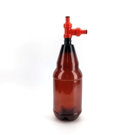 Mājdzīvnieku pudeles karbonatora savienotājs