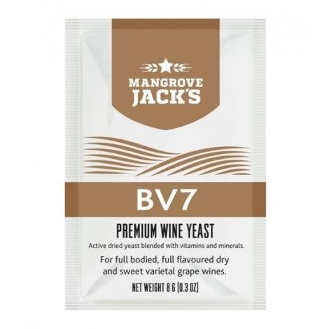 Vino raugs Mangrove Jack's BV7