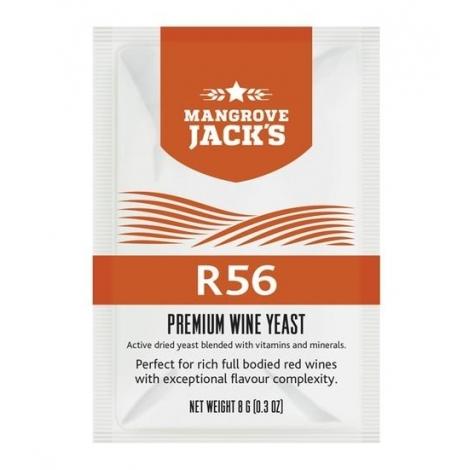 """wine yeast """"Mangrove Jack's R56"""""""