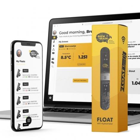 FLOAT - Wifi hidrometras