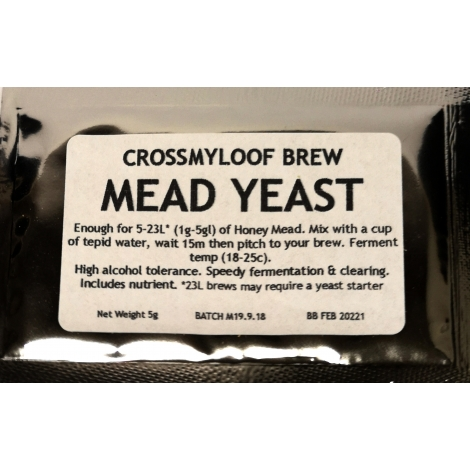 """Mead"" yeast"