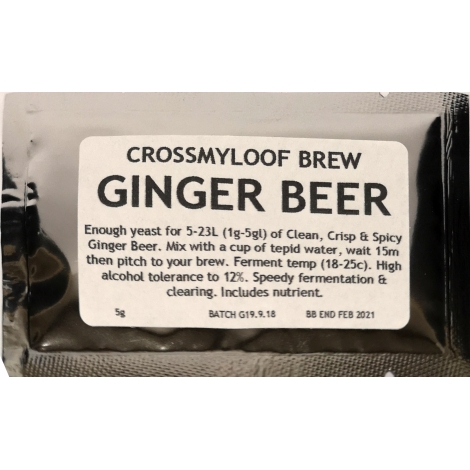 """Ginger beer"""