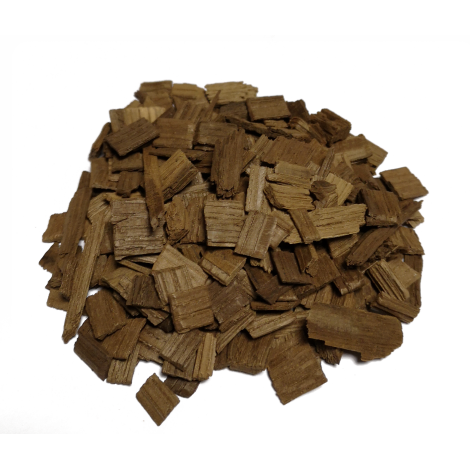 Oak chips French medium toast 30g.