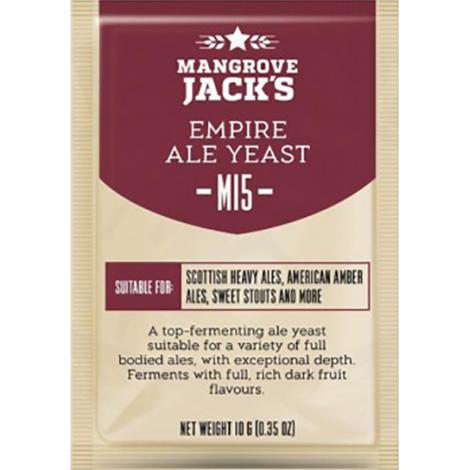 Mangrove Jack's Empire Ale M15 g 10
