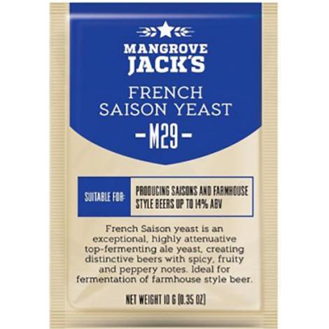 Mangrove Jack's French Saison Ale M29 g 10