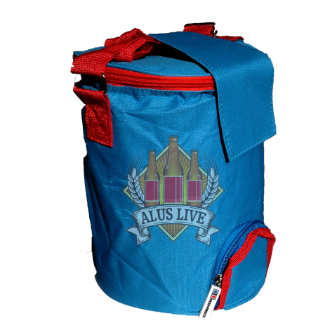 Cool bag for min keg
