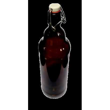 Alaus butelis 1L su kamščiu