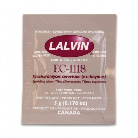 EC 1118™ Prise de Mousse - Lalvin™ - 5 g