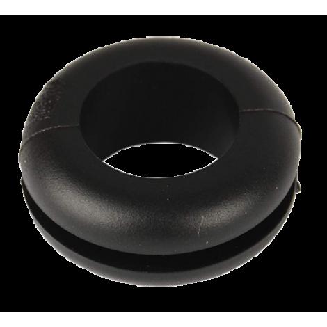 Alsuoklio tarpinė juoda 9mm