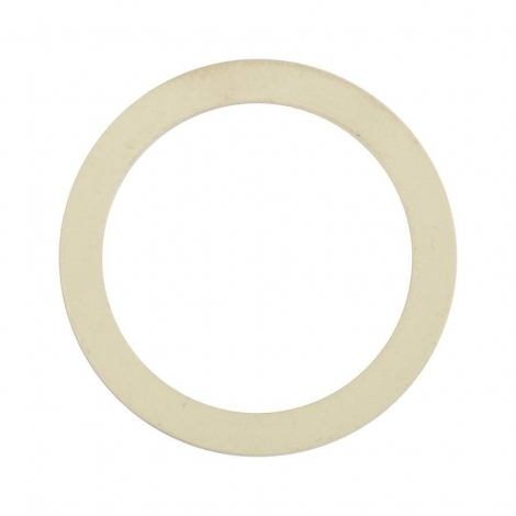 Rubber ring for plastic tap