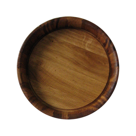 Oak pallet 270 mm in diameter