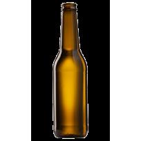 Stiklinis butelis 330ml