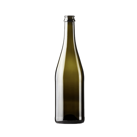 Glass bottle 750ml