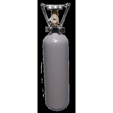 Piepildīts CO2 balons 2,7 litri