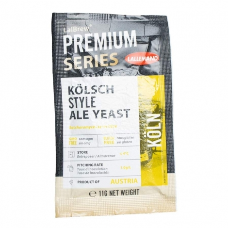 LALLEMAND dried brewing yeast Köln - 11 g