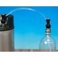 Karbonizacijos kamštis PET buteliui