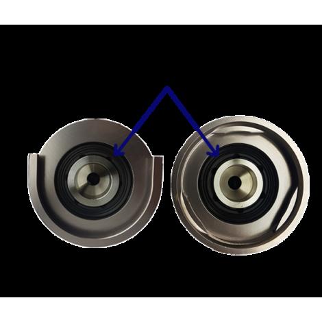Barrel valve gasket (types A and G)