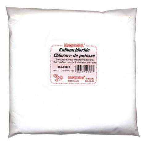 Kalio chloridas 100g.