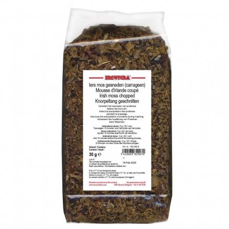Irish moss chopped 30 g