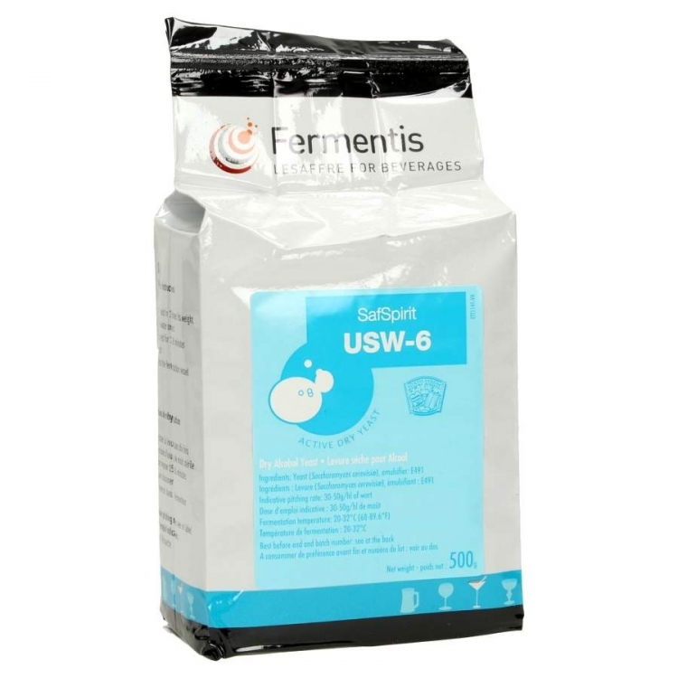 Fermentis SafSpirit USW-6 500 g
