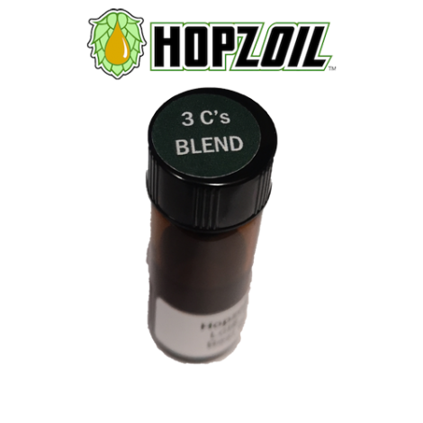 3 C's Blend hop oil 2.5 ml.