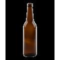 Stiklinis alaus butelis  0.5L
