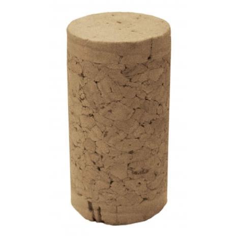Wine cork TWINCORK NORM 39x24mm 100 gab.